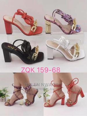 Quality Sandals Heels Available as Seen | Shoes for sale in Lagos State, Oshodi