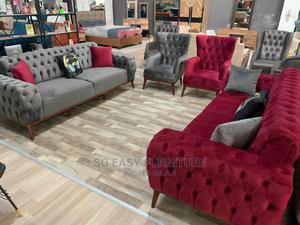 Set of Sofa Chair   Furniture for sale in Lagos State, Amuwo-Odofin