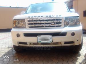 Land Rover Range Rover Sport 2007 White | Cars for sale in Lagos State, Amuwo-Odofin