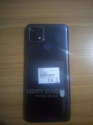 Oppo A15s 64 GB Blue   Mobile Phones for sale in Rivers State, Port-Harcourt