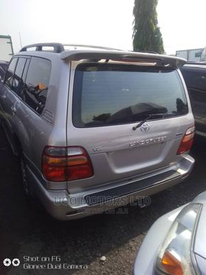Toyota Land Cruiser 2003 Gold   Cars for sale in Lagos State, Apapa