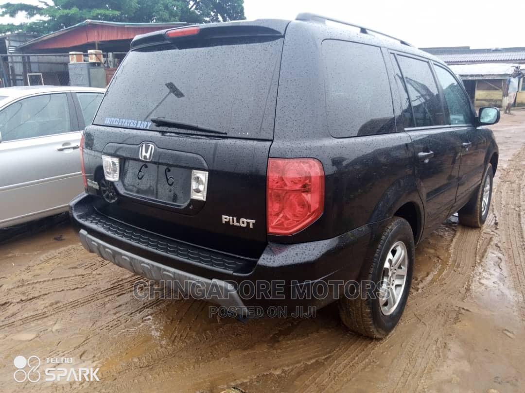 Honda Pilot 2004 Black | Cars for sale in Ikorodu, Lagos State, Nigeria