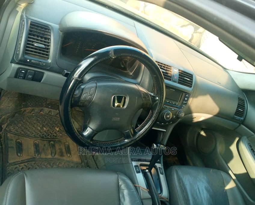 Archive: Honda Accord 2003 Gray