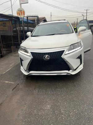 Lexus RX 2010 White | Cars for sale in Lagos State, Surulere