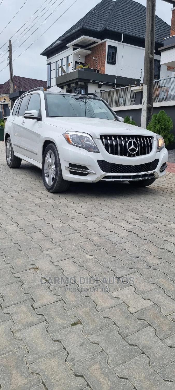 Mercedes-Benz GLK-Class 2013 White