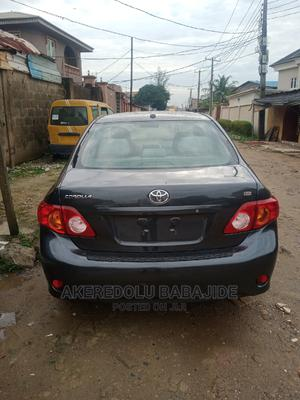 Toyota Corolla 2010 Green   Cars for sale in Lagos State, Isolo