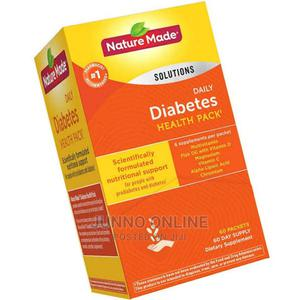 Nature Made Diabetes Health Pack Scientifically Formulated | Vitamins & Supplements for sale in Lagos State, Ikoyi