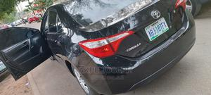 Toyota Corolla 2016 Black | Cars for sale in Abuja (FCT) State, Central Business Dis
