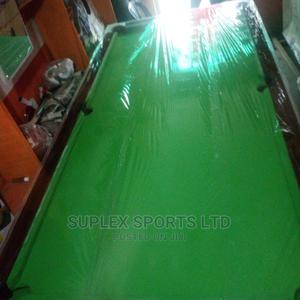 8ft Snooker Made in Nigeria but Is Foriegn Material We Use | Sports Equipment for sale in Lagos State, Ikeja