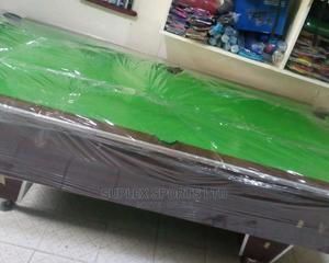 Snooker Board 8ft Made in Nigeria but Forign Material | Sports Equipment for sale in Lagos State, Ikeja