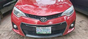 Toyota Corolla 2014 Red | Cars for sale in Abuja (FCT) State, Central Business District