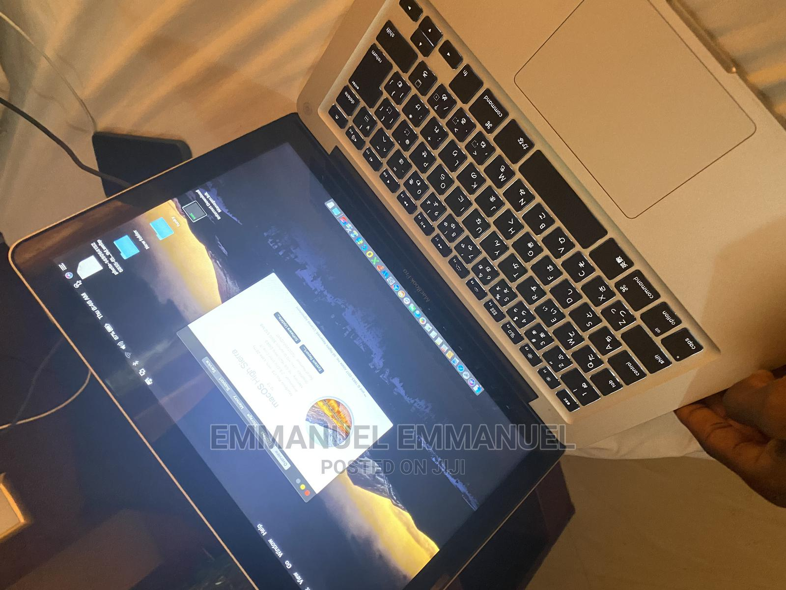 Laptop Apple MacBook 2011 16GB Intel Core I7 SSD 1T   Laptops & Computers for sale in Isolo, Lagos State, Nigeria