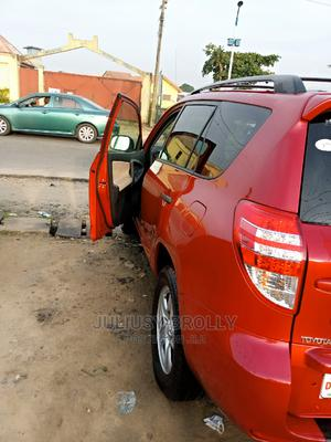 Toyota RAV4 2006 2.0 4x4 VX Automatic Red | Cars for sale in Delta State, Warri