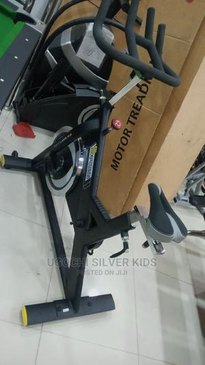 Heavy Duty Commercial Spinning Bike | Sports Equipment for sale in Lagos State, Surulere