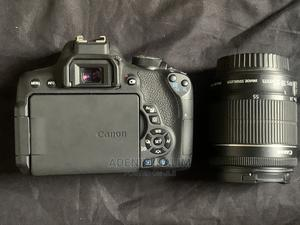 Neatly Used Canon EOS 750D for Sale | Photo & Video Cameras for sale in Lagos State, Gbagada