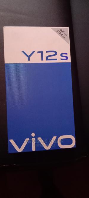 Vivo Y12s 32 GB Blue | Mobile Phones for sale in Lagos State, Ikorodu