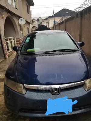Honda Civic 2008 1.4 Blue | Cars for sale in Lagos State, Ojota