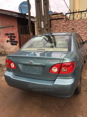 Toyota Corolla 2007 Green | Cars for sale in Lagos State, Ajah