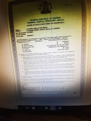 R of O Maitama 11 | Land & Plots For Sale for sale in Abuja (FCT) State, Central Business Dis