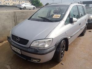Opel Zafira 2001 Gray | Cars for sale in Lagos State, Ojodu