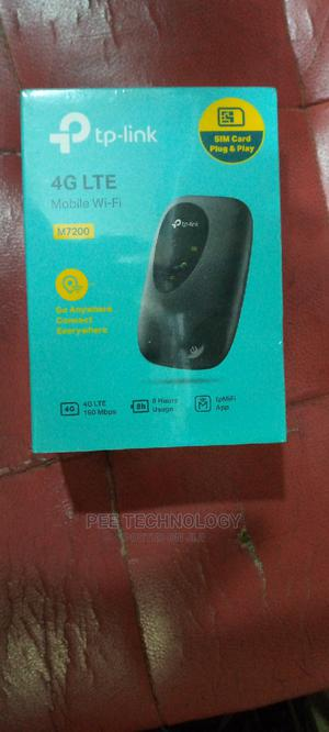 Tp-Link 4G LTE Mobile Wi-Fi M7200   Networking Products for sale in Lagos State, Ikeja