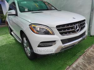 Mercedes-Benz M Class 2003 ML 350 White | Cars for sale in Lagos State, Ikeja