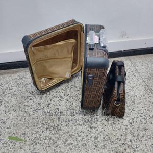 Standard Brown Hardcase Luggage Bag | Bags for sale in Lagos State, Ikeja
