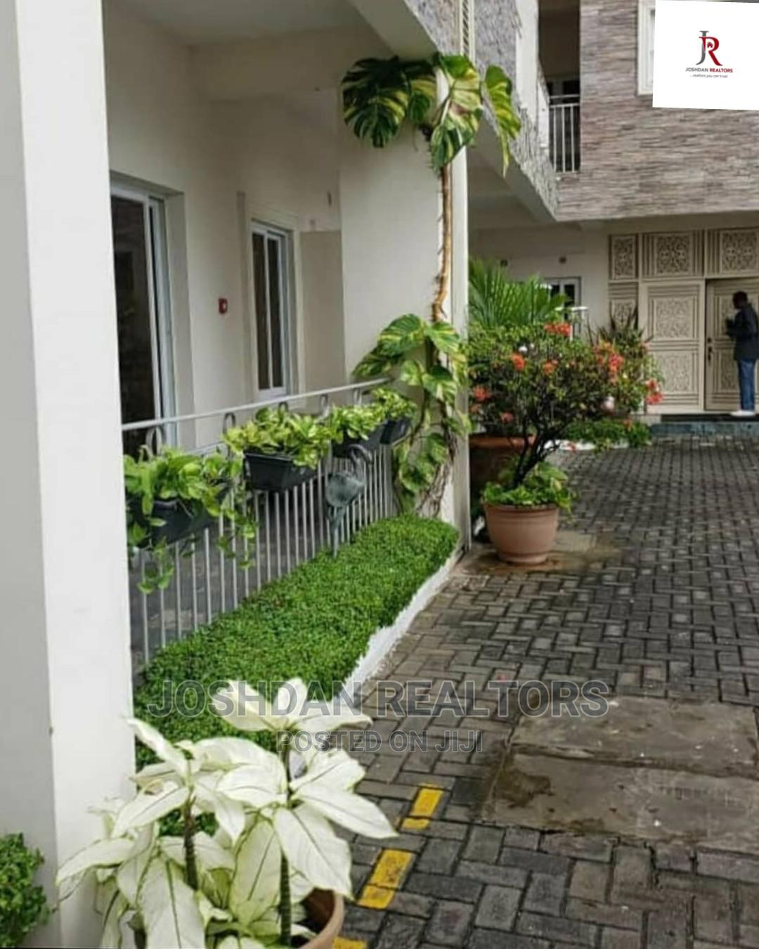 Furnished 1bdrm Apartment in Banana Island for Rent