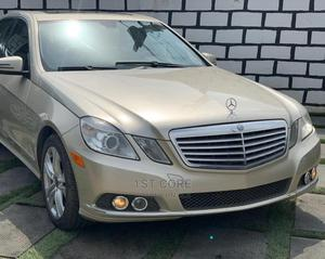 Mercedes-Benz E350 2010 Gold   Cars for sale in Lagos State, Ojodu