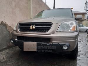 Honda Pilot 2003 Gold | Cars for sale in Lagos State, Ikeja