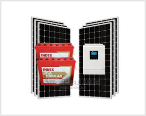 Unlimited Power With 3KVA Solar Complete With 60A MPPT   Solar Energy for sale in Ogun State, Ado-Odo/Ota