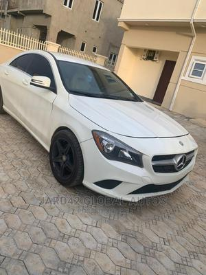 Mercedes-Benz CLA-Class 2015 White | Cars for sale in Abuja (FCT) State, Lugbe District