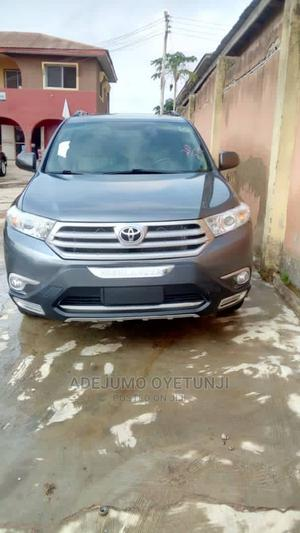Toyota Highlander 2012 Green   Cars for sale in Oyo State, Ibadan