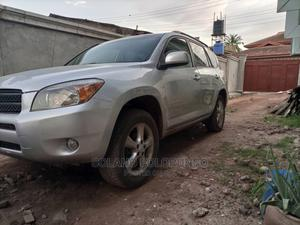 Toyota RAV4 2008 2.0 VVT-i Silver   Cars for sale in Lagos State, Ojodu