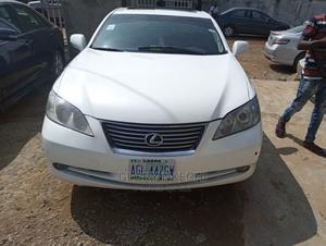 Lexus ES 2008 350 White   Cars for sale in Lagos State, Isolo