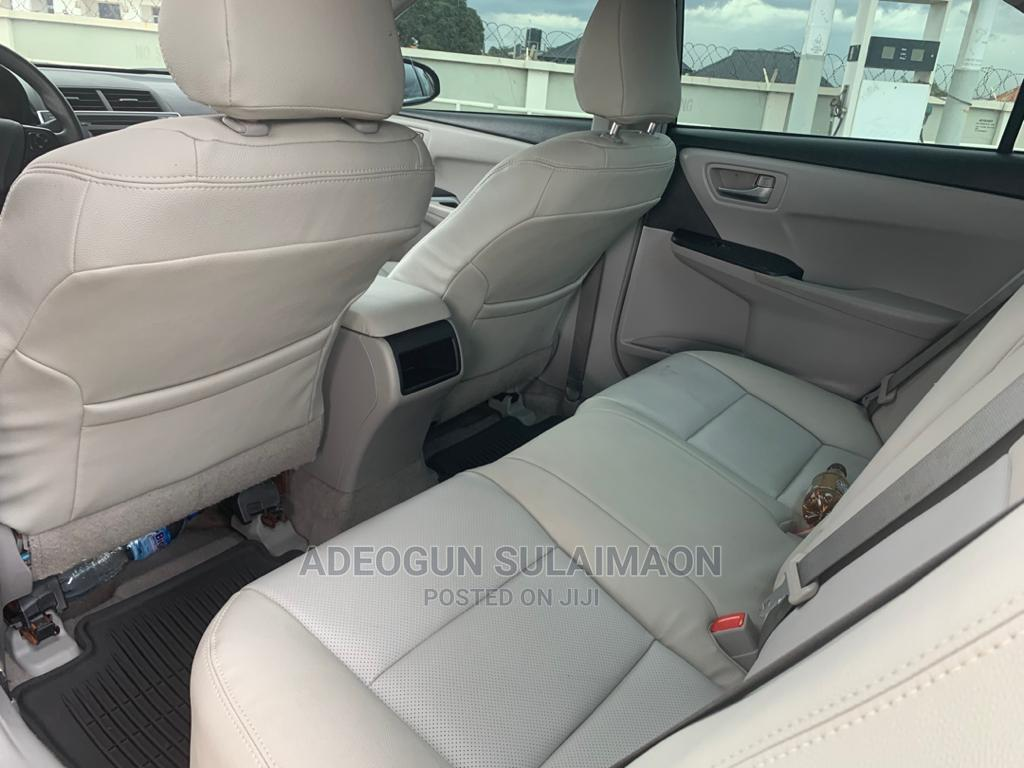 Toyota Camry 2016 Blue | Cars for sale in Ibadan, Oyo State, Nigeria