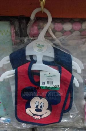 Disney Baby Bibs   Baby & Child Care for sale in Lagos State, Ajah