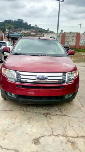 Ford Edge 2007 Red | Cars for sale in Oyo State, Ibadan