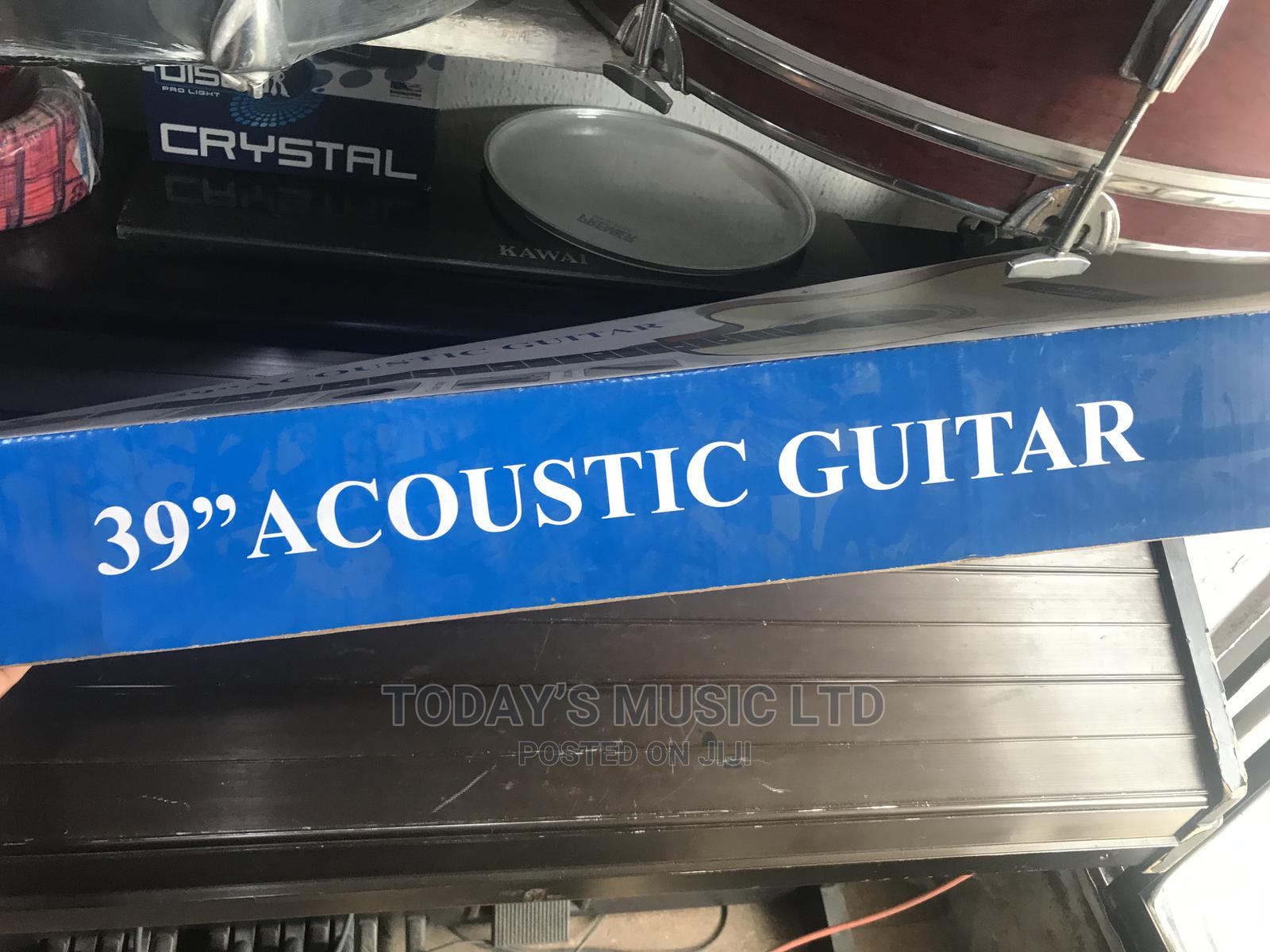 Brand New Guitar Acoustic | Musical Instruments & Gear for sale in Ojo, Lagos State, Nigeria