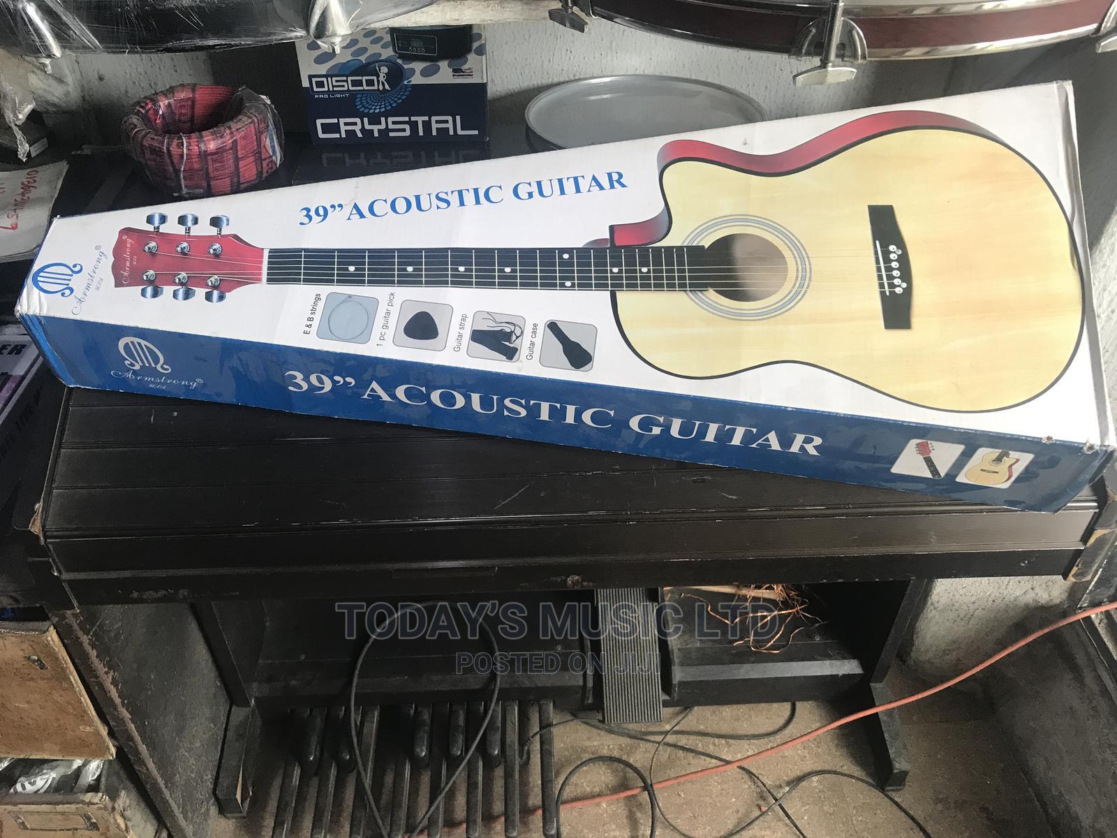 Brand New Guitar Acoustic