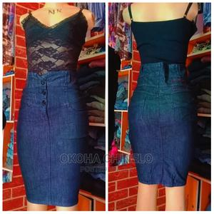 Your Okrika 1st Grade Jean Skirts   Clothing for sale in Lagos State, Alimosho
