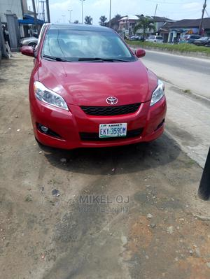 Toyota Matrix 2010 Red | Cars for sale in Rivers State, Port-Harcourt