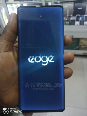 Motorola Edge S 128 GB Black | Mobile Phones for sale in Lagos State, Ikeja