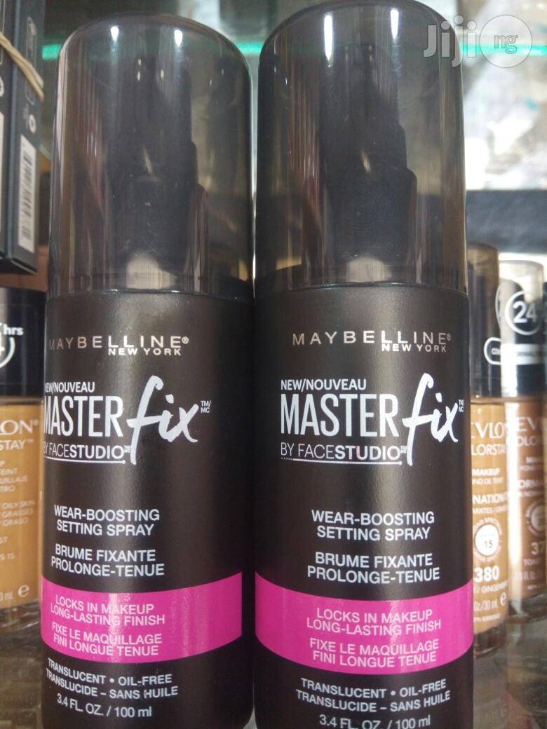 Maybelline Master Fix Spray