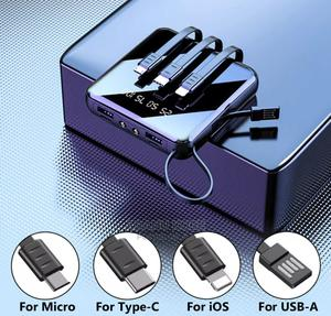 Mini Power Bank 20000mah   Accessories for Mobile Phones & Tablets for sale in Abuja (FCT) State, Asokoro