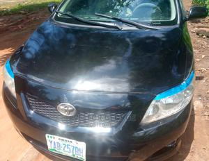 Toyota Corolla 2008 Black | Cars for sale in Imo State, Obowo