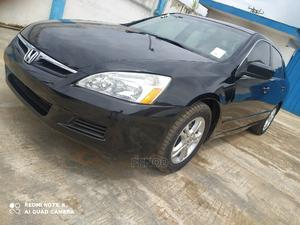 Honda Accord 2007 2.4 Exec Automatic Black | Cars for sale in Lagos State, Alimosho