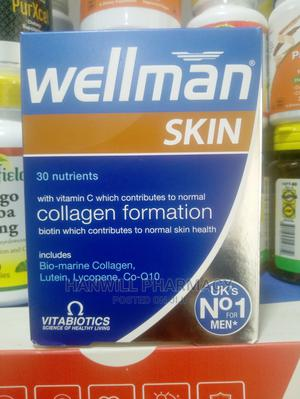 Wellman Skin | Vitamins & Supplements for sale in Lagos State, Surulere
