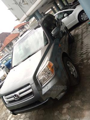 Honda Pilot 2008 EX 4x4 (3.5L 6cyl 5A) Gray | Cars for sale in Lagos State, Amuwo-Odofin