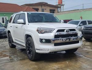 Toyota 4-Runner 2018 White | Cars for sale in Lagos State, Ogba